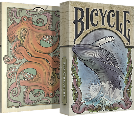 Bicycle Sea Creatures