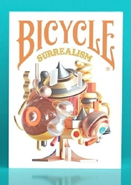 Bicycle Surrealism - Gilded Edition