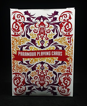 Paramour Playing Cards (Club)