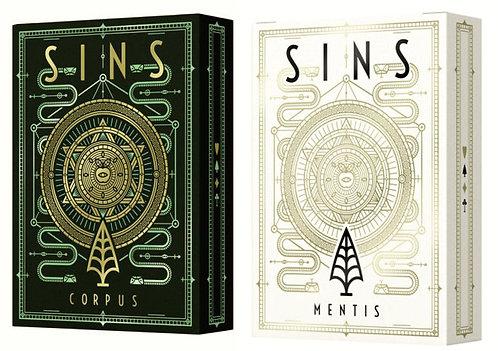 Sins - 2 Deck Set