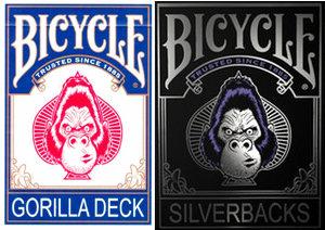 Bicycle Gorilla - 2 Deck Set