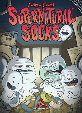 Supernatural Socks Card Game