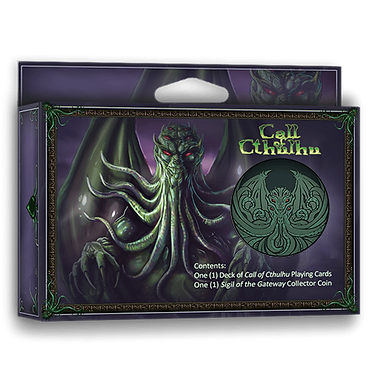 Call of Cthulhu Exclusive Gift Set