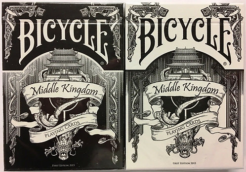 Bicycle Middle Kingdom - 2 Deck Set