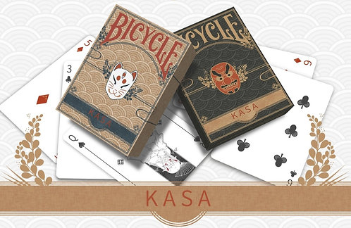 Bicycle Kasa - 2 Deck Set