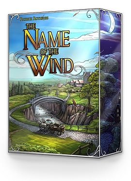Name of the Wind - Limited Edition + Coin