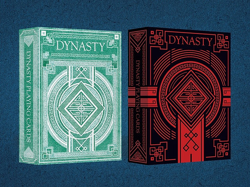 Dynasty - 2 Deck Set