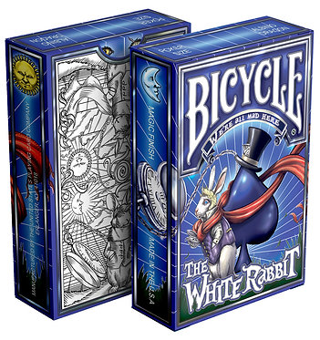 Bicycle White Rabbit (Club)