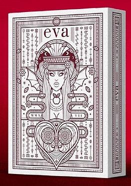 Eva - Numbered Seal