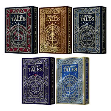 Tales - 5 Deck Set + Coin