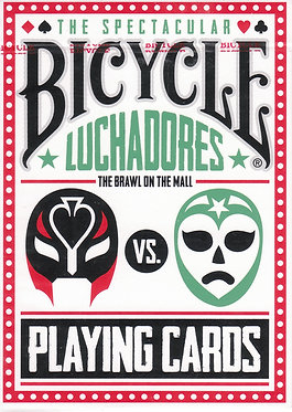 Bicycle Luchadores (Club)