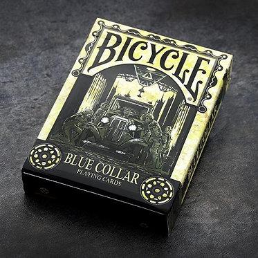 Bicycle Blue Collar (Club)