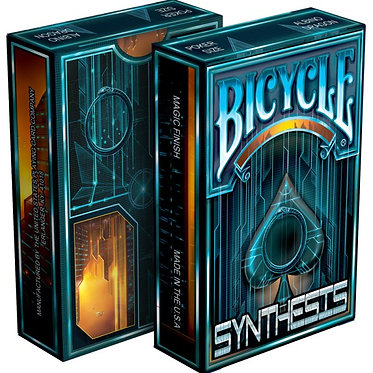 Bicycle Synthesis - Limited Blue Edition (Club)