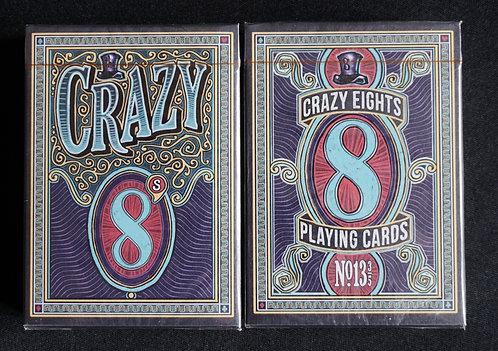 Crazy 8s - 2 Deck Set
