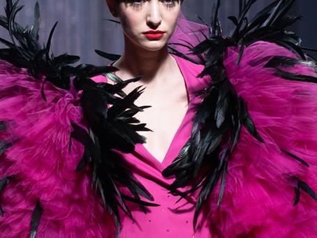 On Aura Tout Vu: Couture Spring-Summer 2020.