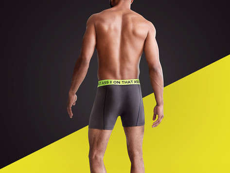 Free pair of adult or child boxers from OnThatAss