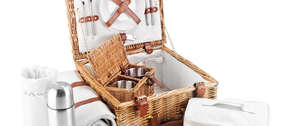 Win a luxury picnic hamper worth £80