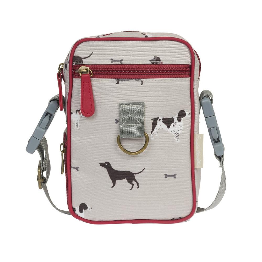 Wrendale Design rabbit brush bag
