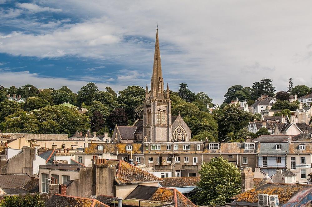 UK town properties