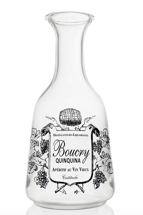 Boucry - French Bistro Water Carafe