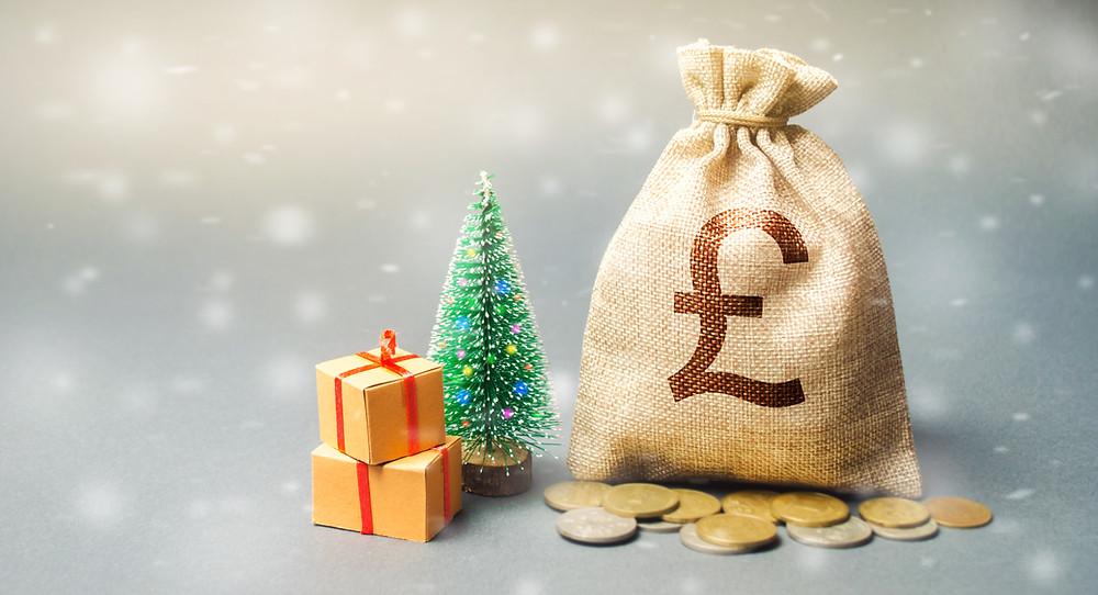 Christmas Cornish pasties