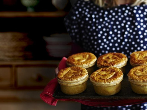 100 free Higgidy pies are being given away this month