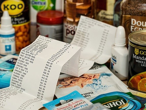 Make money online from receipts with Shoppix