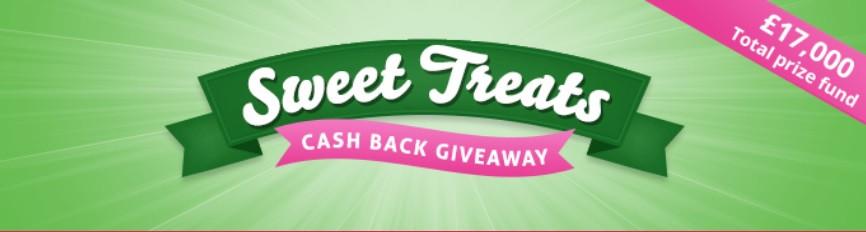 TopCashback Sweet Treats