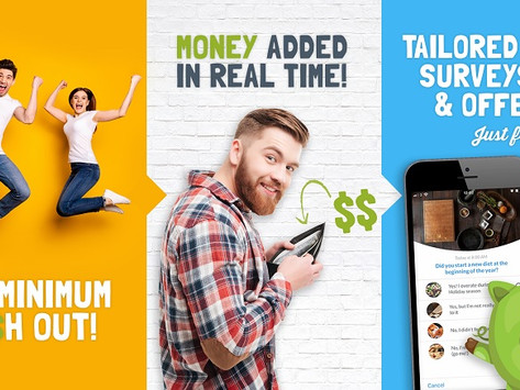Qmee, complete a short survey and get paid instantly