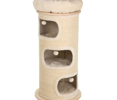 Win a cat barrel den worth £69.99!