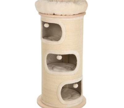 Win a cat barrel den worth £69.99!