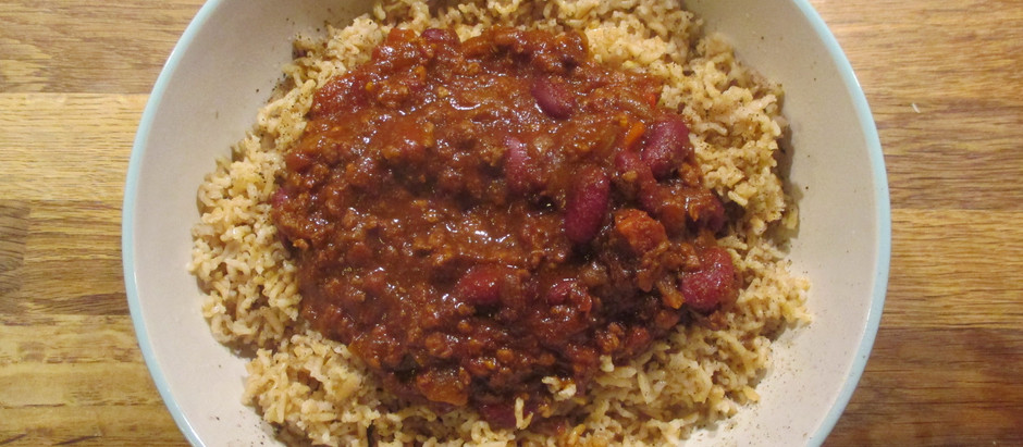 Chilli con carne recipe perfect for colder weather