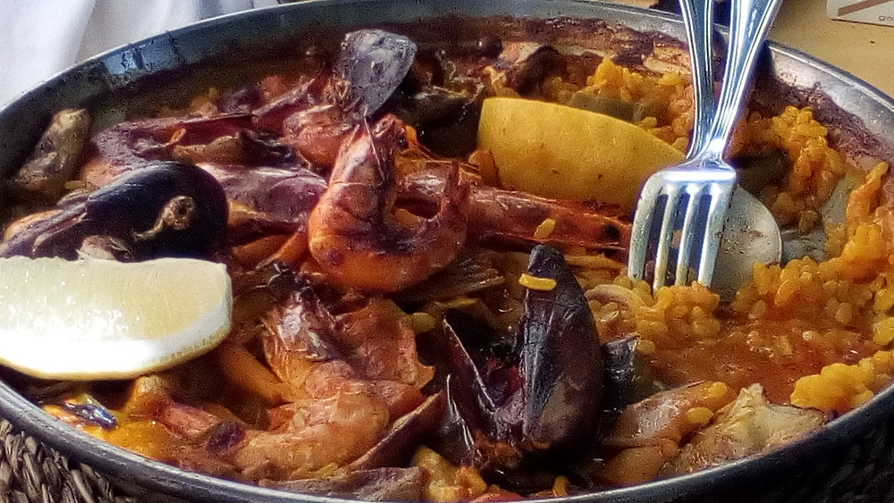 Authentic Spanish Paella