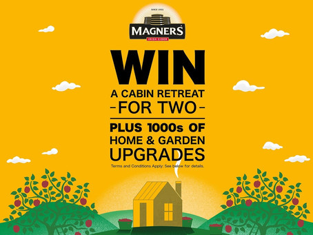 Magners Irish Cider instant win competition