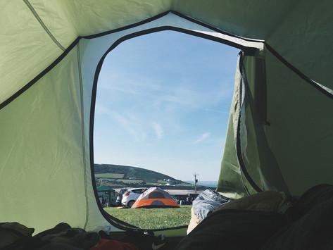 Ultimate camping essentials checklist