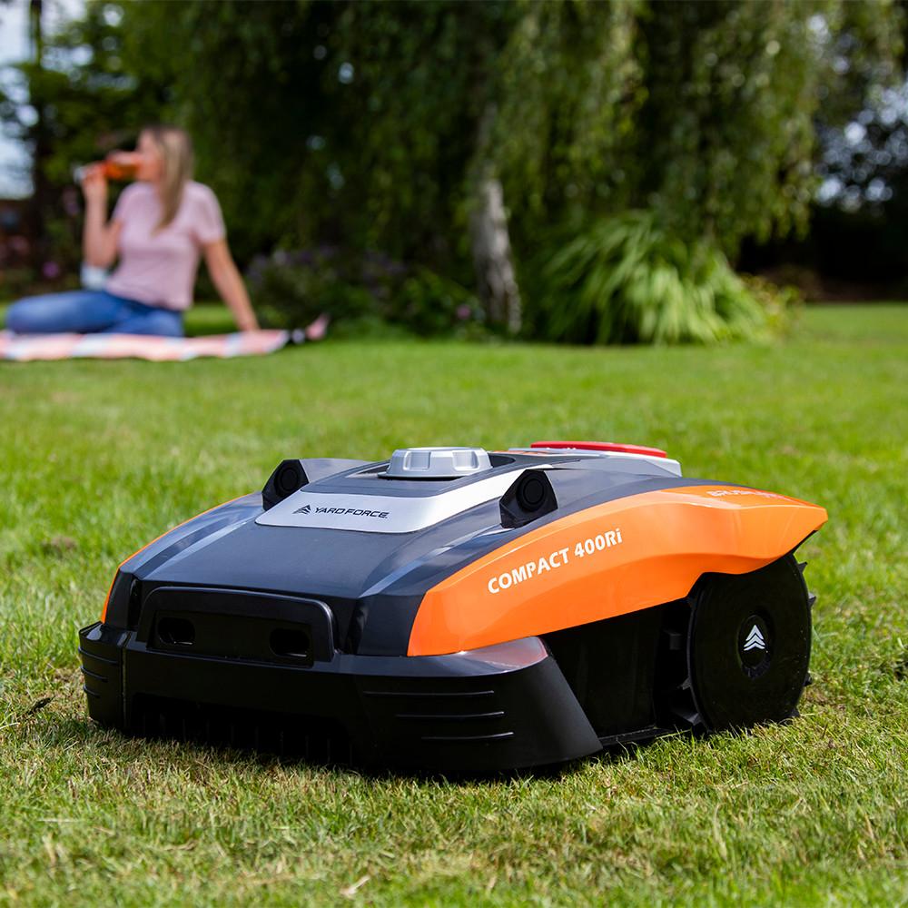 Yard Force Robot Lawn Mower