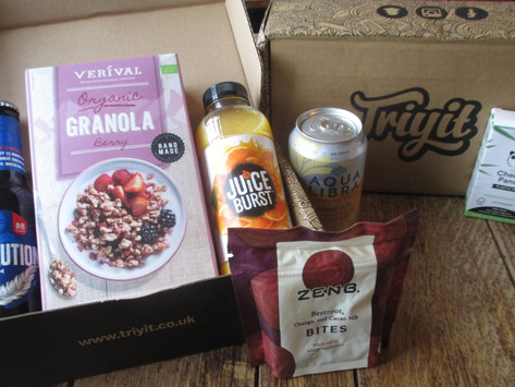 Triyit: Full sized products delivered to your home to try for free