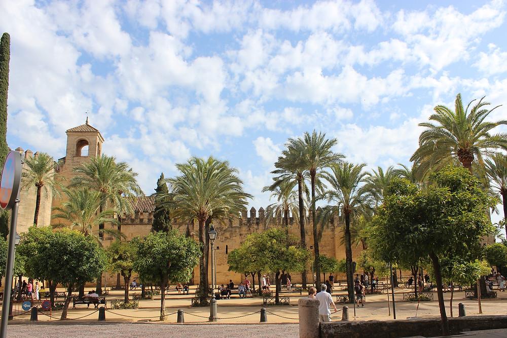 Alcazar in Seville