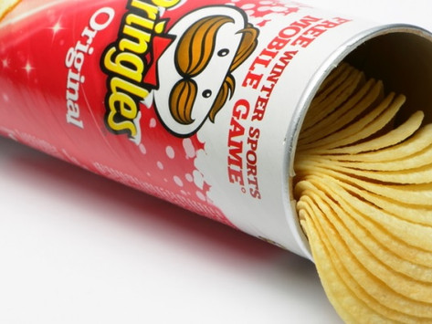 Free can of Pringles from any UK supermarket