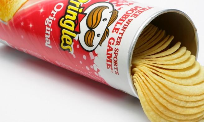 Free Pringles