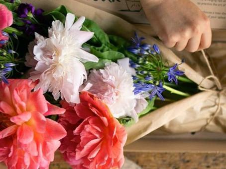 Free flowers from Freddie's Flowers