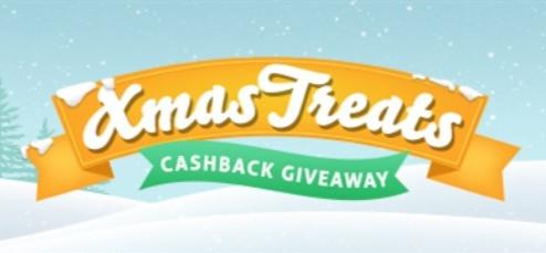 TopCashback, Xmas Treats Cashback Giveaway 2020