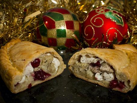 Win a Christmas Freezer Filler containing 32 Cornish pasties
