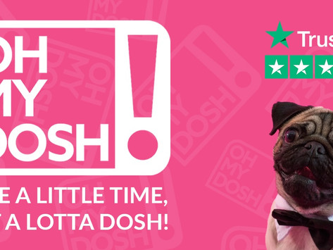 Boost your income with OhMyDosh!