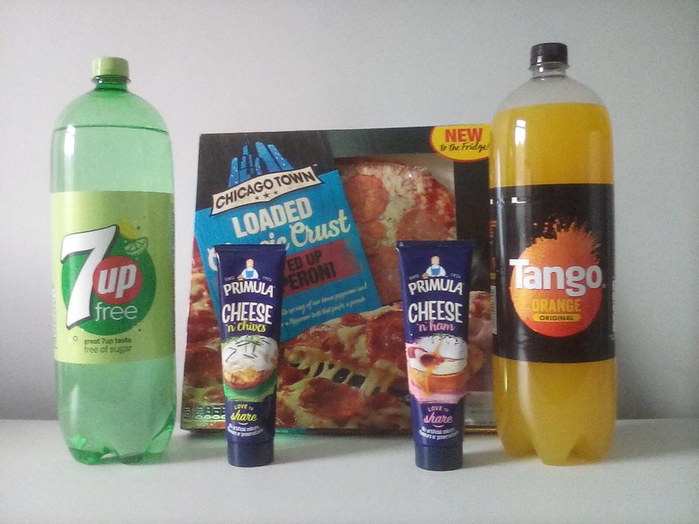 Supermarket products I saved money on with Shopmium