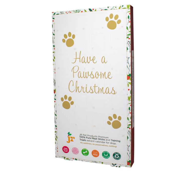 JR advent calendar for dogs