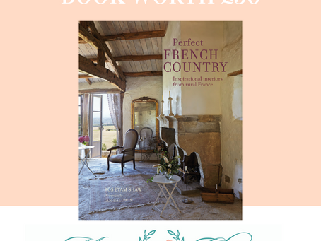 Win a French interiors book worth £30