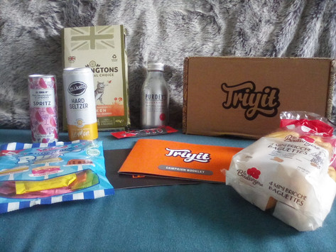 Have you signed up to Triyit? A free product discovery club