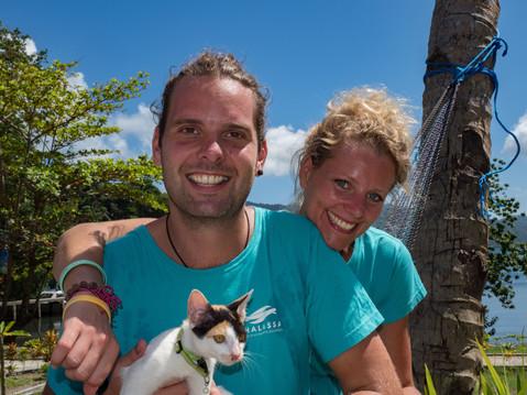 Bosschenaren in het buitenland: Kees en Anika verhuisden van Den Bosch naar Indonesië: 'We vertrokke