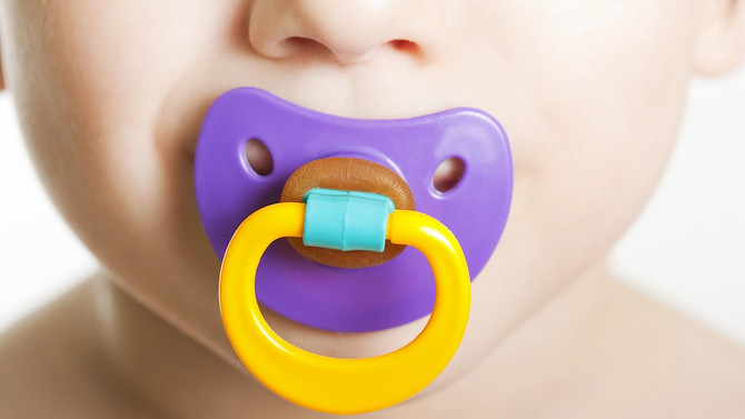Pacifiers - Yay or Nay?
